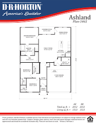 dr horton floor plan ashland sugar ridge youngsville louisiana d r horton