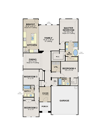 Ryland Homes Orlando Floor Plan Kyle Plan At Enclave At Turning Stone In Cibolo Texas By