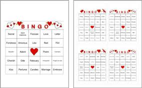 valentines bingo your s bingo cards guide s bingo cards