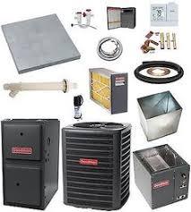 Goodman  AFUE 40 000 BTU Upflow 2 Stage Gas Furnace Heater