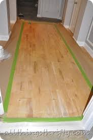 how to paint a floor and what not to do all things thrifty
