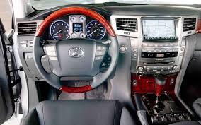 Lexus Lx Interior Pictures 2009 Sport Utility Of The Year Contender Lexus Lx 570