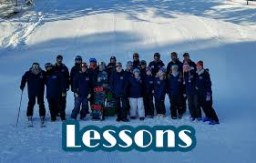 lost valley learn to ski and snowboard in maine