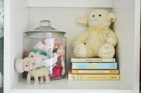 Changing Table Shelves by Nursery Decor U2013 Suddenly Inspired