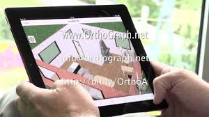 Best Home Design Apps For Ipad 2 Orthograph Architect 3d Cad Ipad Introduction Youtube
