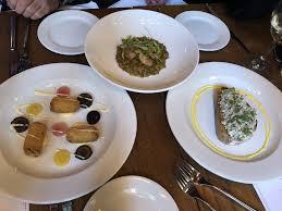 define cuisine menus at the chophouses re define the of