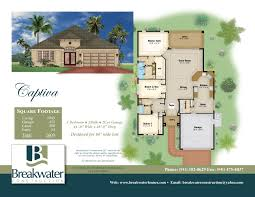 house plan builder color floor plan and brochure sle florida home style standard