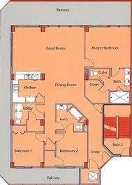treasure island resort condo floor plans panama city beach