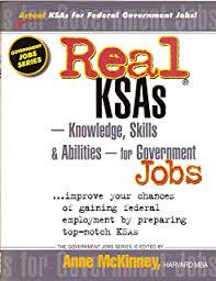 ksa resume examples amazon com the federal resume and ksa sample book ebook