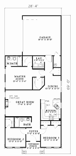 cottage homes floor plans 1000 ideas about narrow house plans on small cottage lot