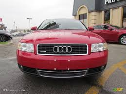 pink audi a4 2002 amulet red audi a4 3 0 quattro sedan 57355419 photo 6