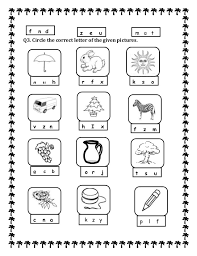 bunch ideas of kg1 english worksheets free about template sample