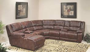 Cuddler Sofa Sectional Inviting Pictures Sofa With Center Console Infatuate Furniture