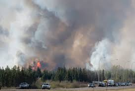 Wildfire Anderson Ca by Wildfire Forced Evacuation Of Fort Mcmurray Canada Photos Abc News