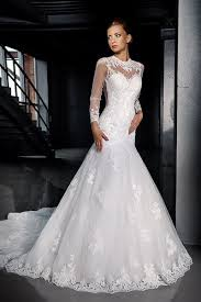 Wedding Dresses For Sale Turmec Long Sleeve Mermaid Wedding Dresses For Sale