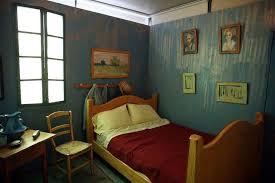 la chambre de gogh à arles l à l hôtel