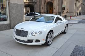 bentley ghost coupe 2013 bentley continental gt stock l161a for sale near chicago