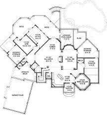 leatherwood lodge rustic floor plans luxury house plans