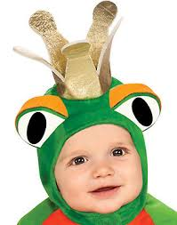 frog prince baby boy infant halloween costume romper infant 12 18