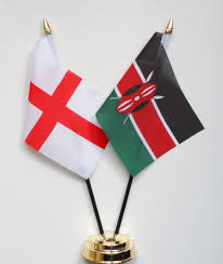 Images Kenya Flag England U0026 Kenya Friendship Table Flag