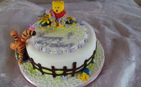 birthday cakes lisa holmes u0027 winnie pooh inspired cake