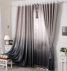 Ombre Sheer Curtains Ombre Sheer Curtains Scalisi Architects