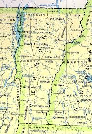 usa map vt vermont outline maps and map links