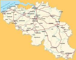 map belguim mechelen map