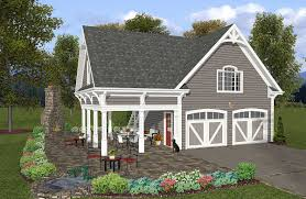 plan 20055ga carriage house plan with elbow room carriage house