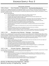 engineering resume templates 71 images sample resume for an