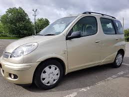 1750 toyota yaris verso 1 4 d 4d t spirit diesel for sale in