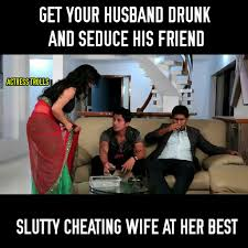 Meme Cheating Wife - troll actress on twitter cheating wives