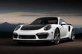 stanced porsche 911 widebody tuningcars porsche 911 turbo stinger gtr by topcar has 24k gold