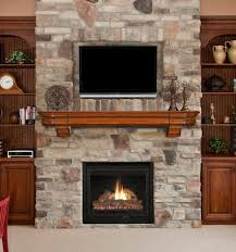 Electric Fireplace Tv by Electric Fireplace And Tv Brick Wall Modern Electric Fireplace Tv