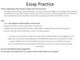 5 themes of geography essay exles geography essay population distribution essay question level