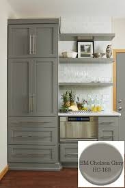 Our Picks  Timeless Grays For The Kitchen Benjamin Moore - Timeless kitchen cabinets