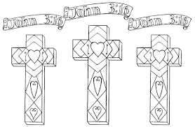 Free Christian Coloring Pages Kids Children Adults