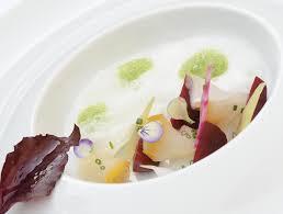 cuisiner le haddock fumé recette flan de foie gras et émulsion de haddock fumé 521 nicolas