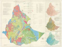 Map Og Maps Collection Geological Survey Of Ethiopia