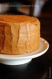 southern caramel cake recipe cooking add a pinch robyn stone