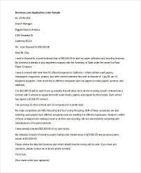 business letter to bank for loan sample resume acierta us