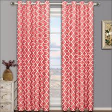 Unique Curtain Panels Alluring Coral Sheer Curtains And Sheer Curtains Dollar General