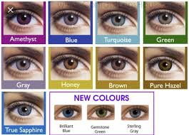 color contacts 3 pairs special demon contact lenses