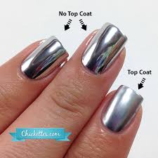 mia secret chrome mirror nail liquid look in comments for