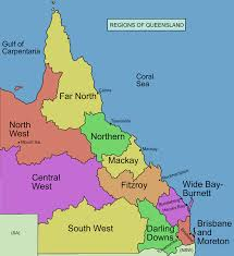 Gulf State Park Map by File Qld Region Map 2 Png Wikimedia Commons