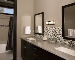 glass tiles bathroom ideas 27 pictures of bathroom glass tile accent ideas intended for