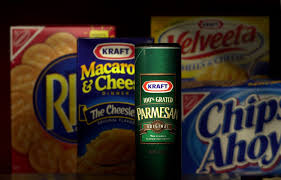 the history of kraft foods