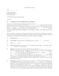 Loan Commitment Letter Template 25 images of mortgage commitment letter template boatsee
