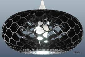 Black Ceiling Light Shade Ceiling Shades Pendant Light Shades Loren Ceiling Pendant