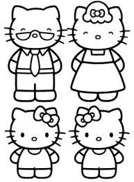 52 personaggi images kitty art drawings